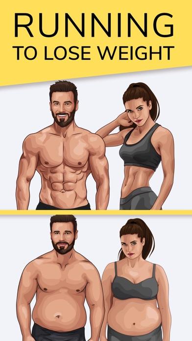 Fitness Coach: BetterMe Run Screenshot