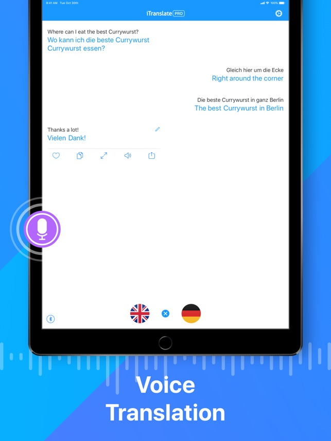 iTranslate Translator on the App Store
