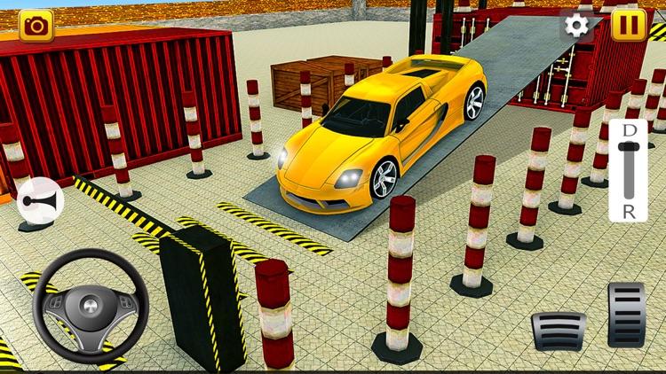 Advance Car Parking Game screenshot-7