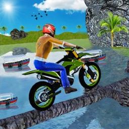 Stunt Bike Driving & 3D Race