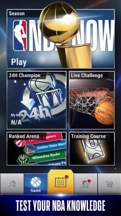 NBA NOW Mobile Basketball Game screenshot 3