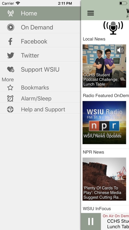 WSIU Public Media App screenshot-3