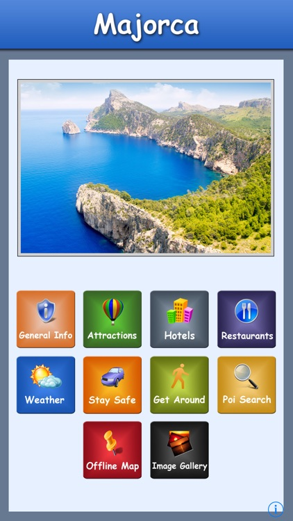 Majorca/Mallorca Palma Offline