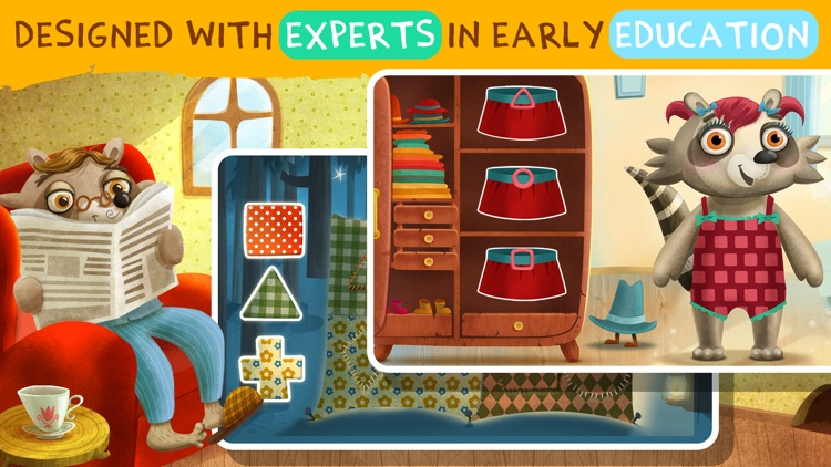 Learning games for toddlers 3+ screenshot-7