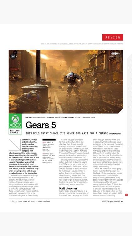 Official Xbox Magazine (UK) screenshot-8