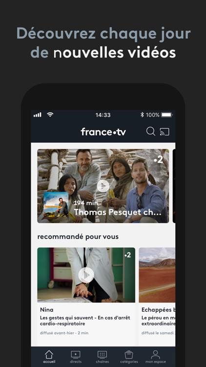 france.tv : direct et replay screenshot-3