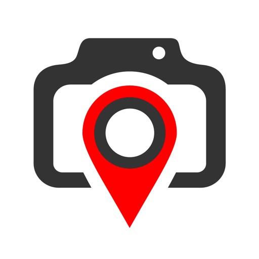 GPS Камера 55. Фото + заметки.