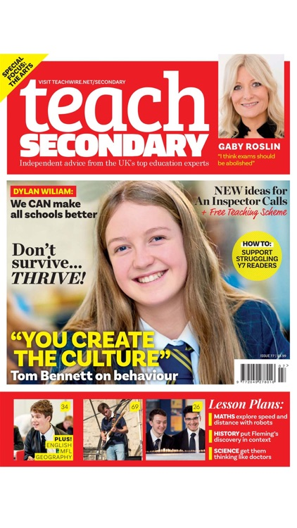 Teach Secondary Magazine screenshot-4