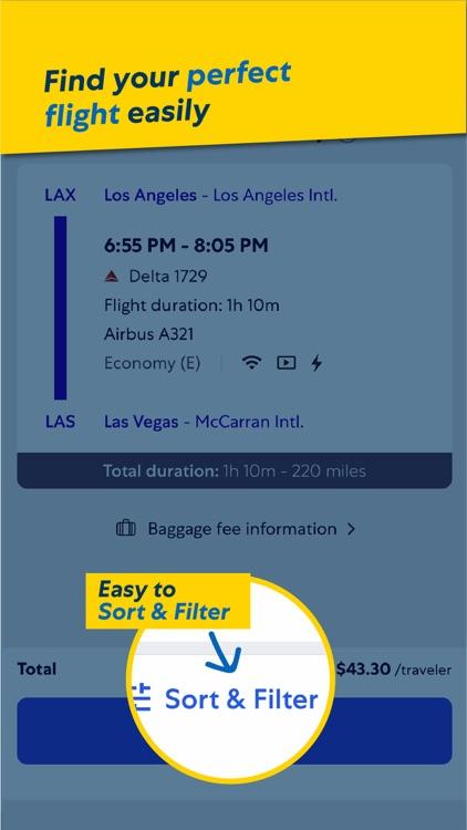 Expedia: Hotels, Flights & Car screenshot-4