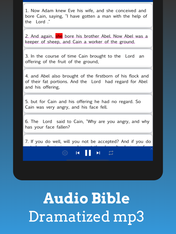 The Holy Catholic Bible (Pro) screenshot #2