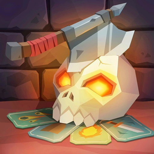 Dungeon Tales : RPG Card Game icon