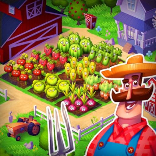 Farm Empire 3D icon