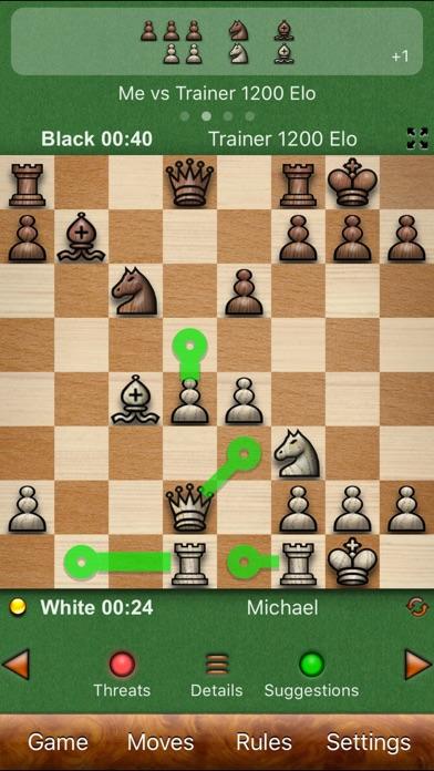 Chess Tiger Pro screenshot1