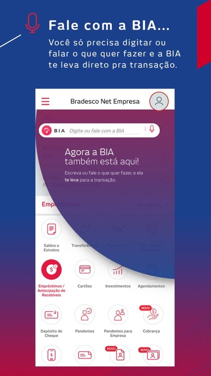 Bradesco Net Empresa screenshot-1