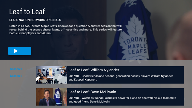 Leafs Nation Network On The App Store