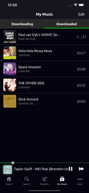 Music Downloader & Player on the App Store