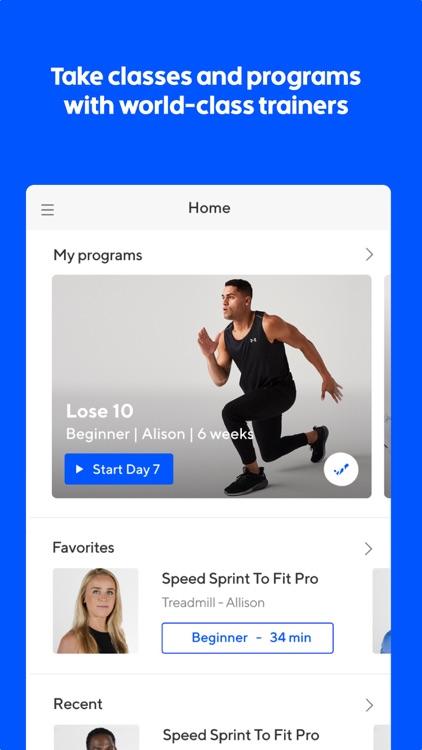 Go - Audio Workouts & Fitness screenshot-0