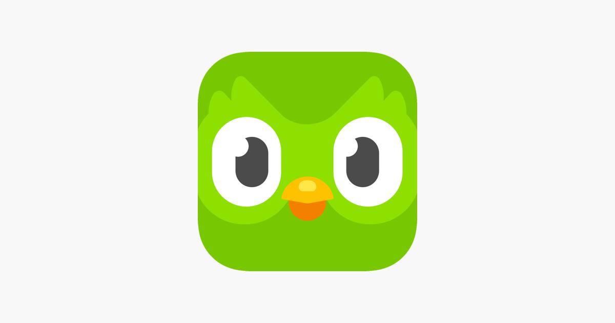 duolingo in de app store