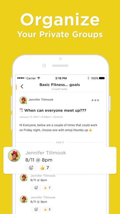 Invitation Maker by Hobnob Screenshot