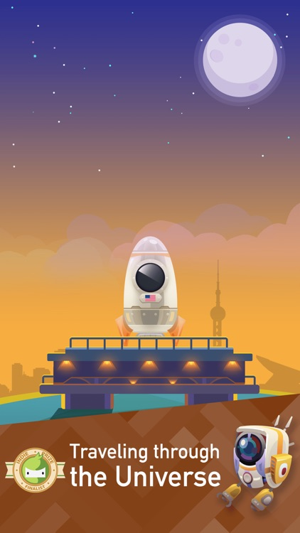 Space Colonizers Idle Clicker screenshot-0