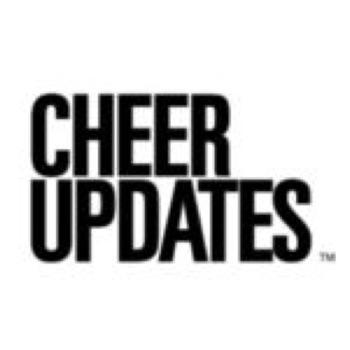 Cheer Updates Logo