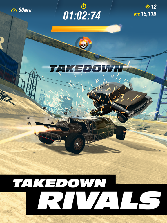 Fast & Furious Takedown screenshot 12