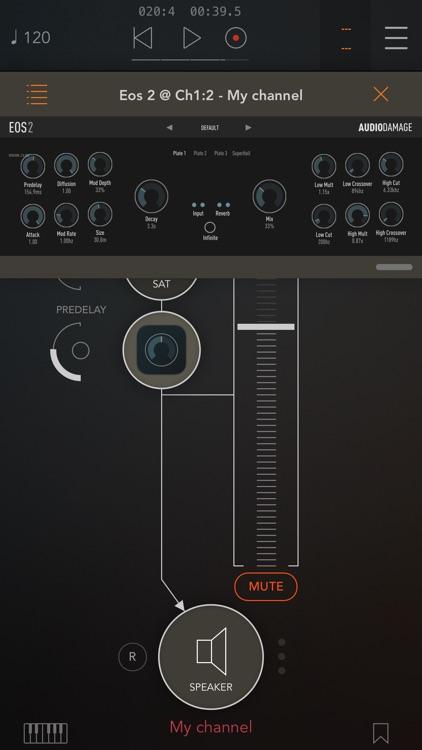 AUM - Audio Mixer screenshot-5