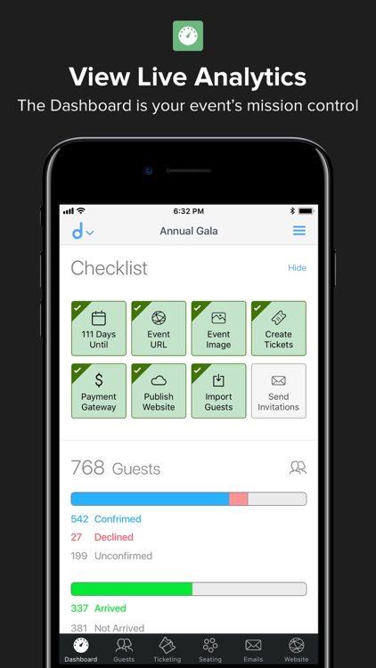 Events & Guest Lists | Diobox screenshot-6