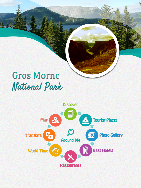 Gros Morne National Park Guide screenshot 7