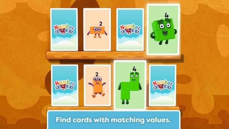 Numberblocks - Card Fun! screenshot-4