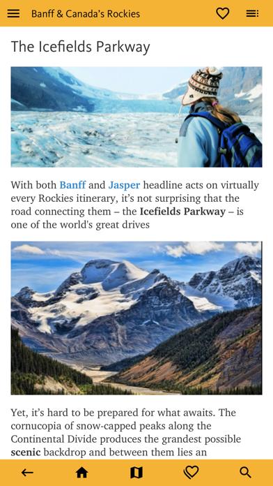 Banff & Canada's Rockies Guide screenshot 2