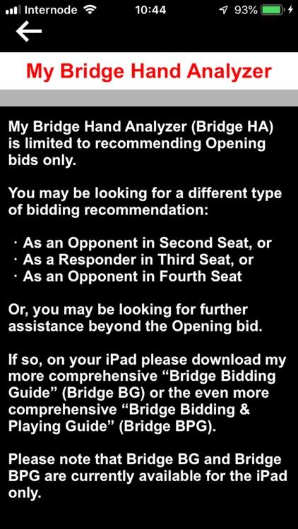 Bridge Hand Analyzer by Sven Eriksen