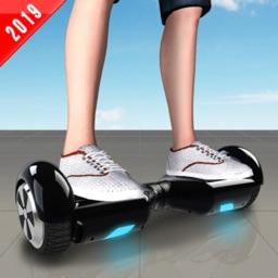 Hover Board Extreme Skater 3D