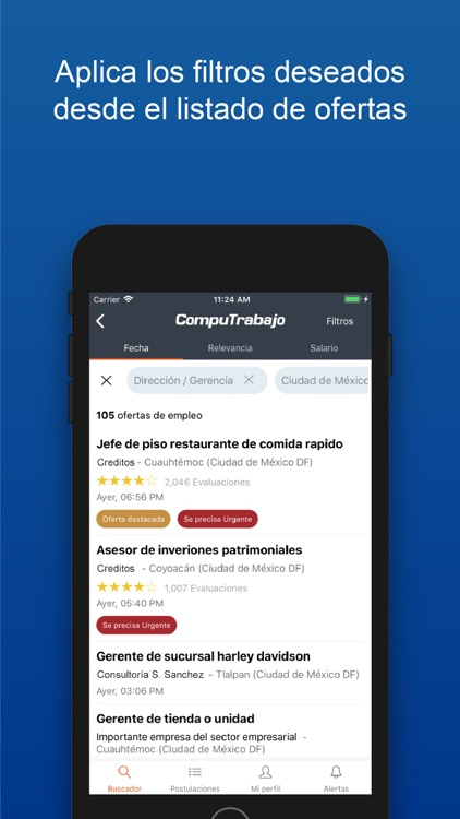 CompuTrabajo: Empleo y Trabajo screenshot-3