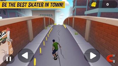 Skating City: Funny Skateboard screenshot 1