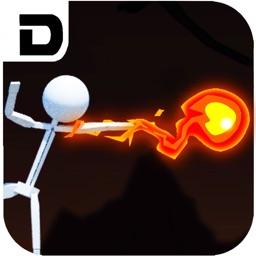Stickman Fight - Magic Brawl