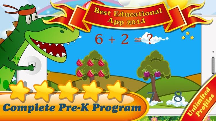 Dino Companion learning games screenshot-4