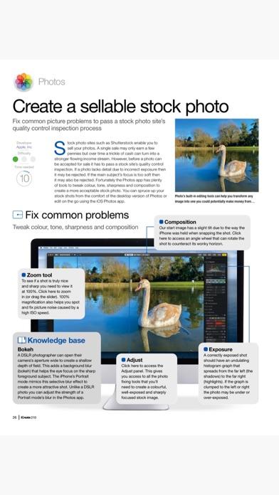 iCreate - Magazine screenshot three