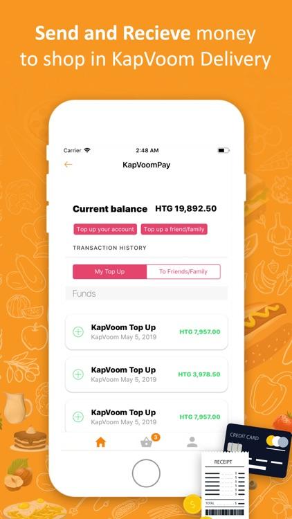 KapVoom Delivery screenshot-4