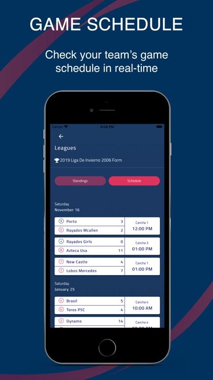 Plaza Sports App screenshot-5