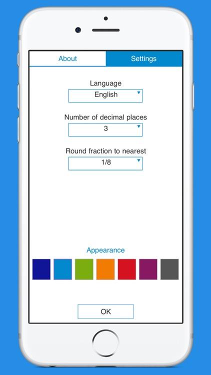 Fraction Calculator 4in1 screenshot-8