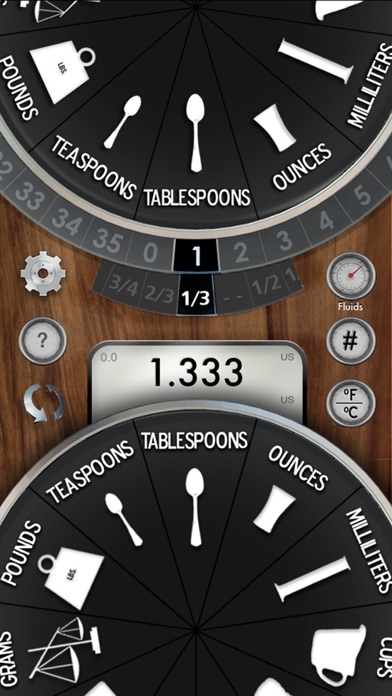 Kitchen Dial screenshot