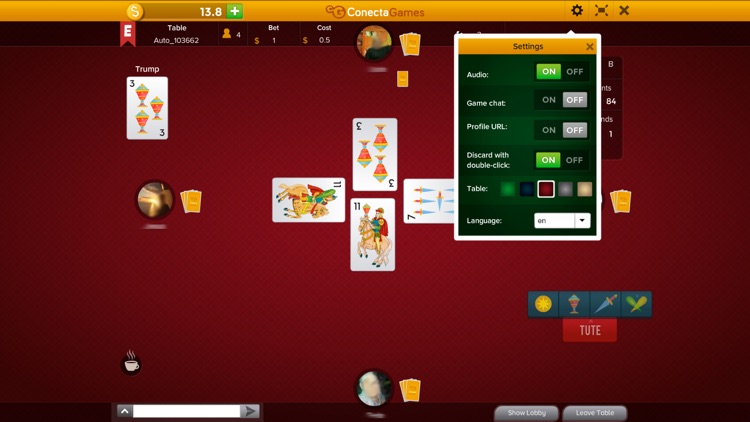 Tute by ConectaGames screenshot-4
