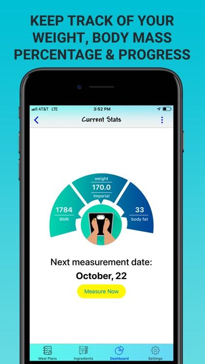 Diet2Goal screenshot-5