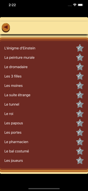 Cave Aux énigmes On The App Store