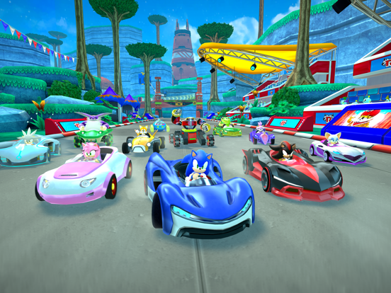 Sonic Racing screenshot 11