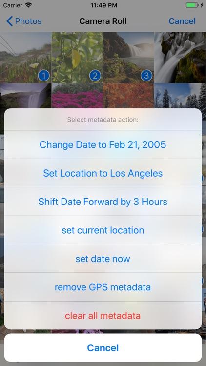 Metadata Pro screenshot-5