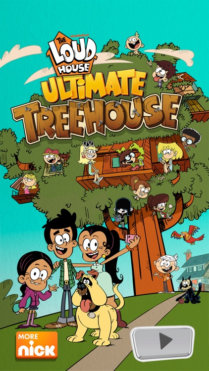 Loud House: Ultimate Treehouse screenshot-0