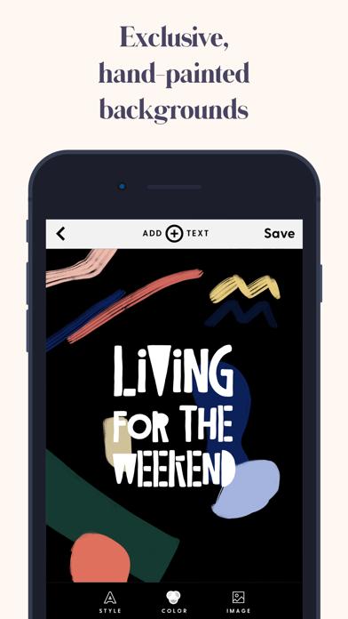 Word Swag - Cool Fonts Screenshot