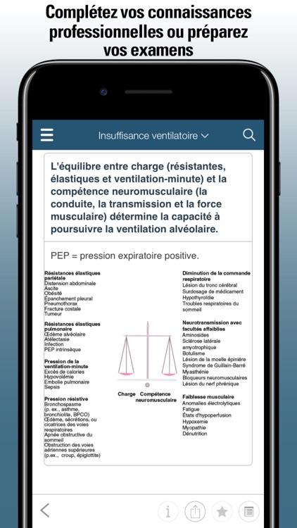 Le Manuel MSD Professionnel screenshot-3